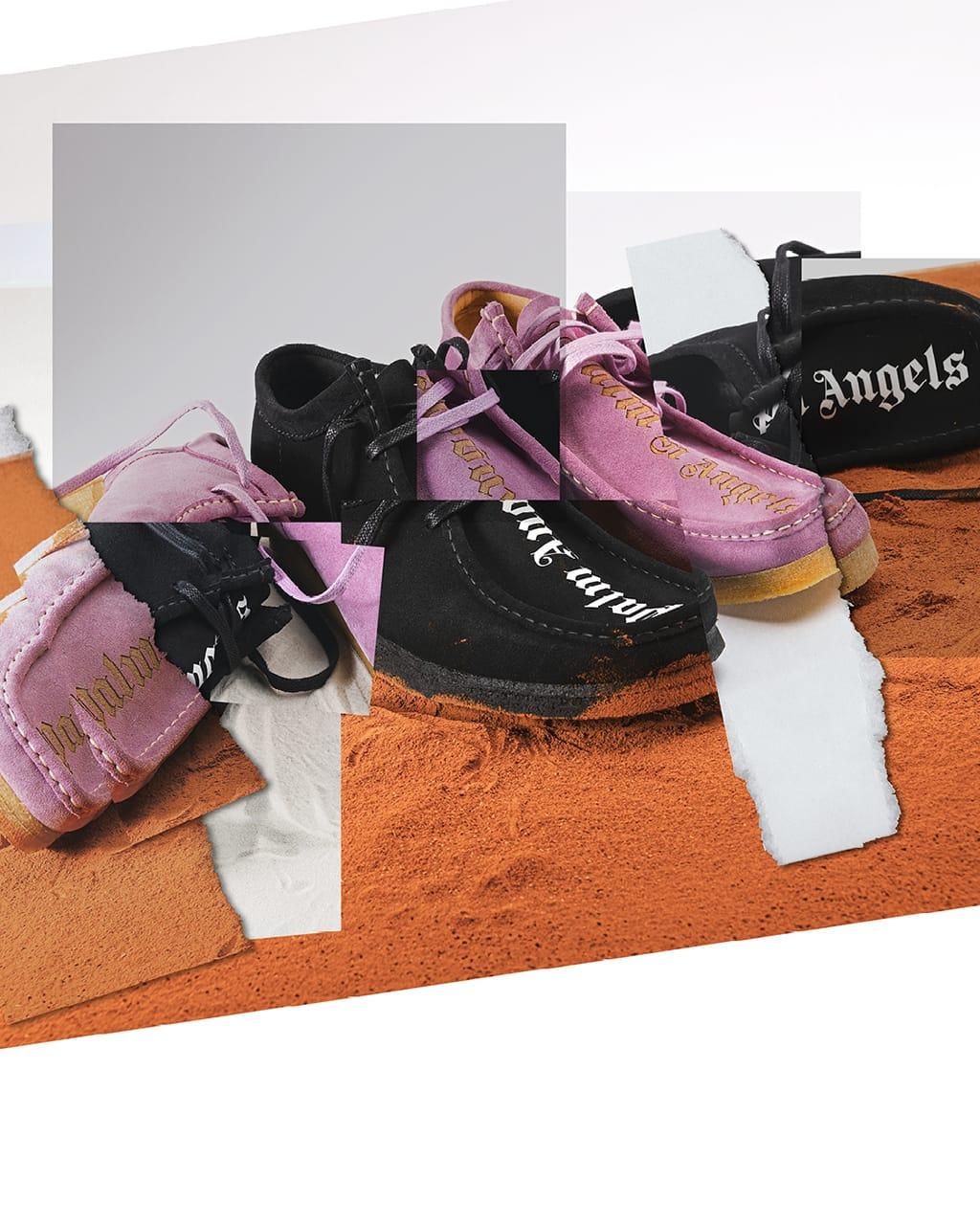 Palm Angels x Clarks Wallabee FW20 Shoe