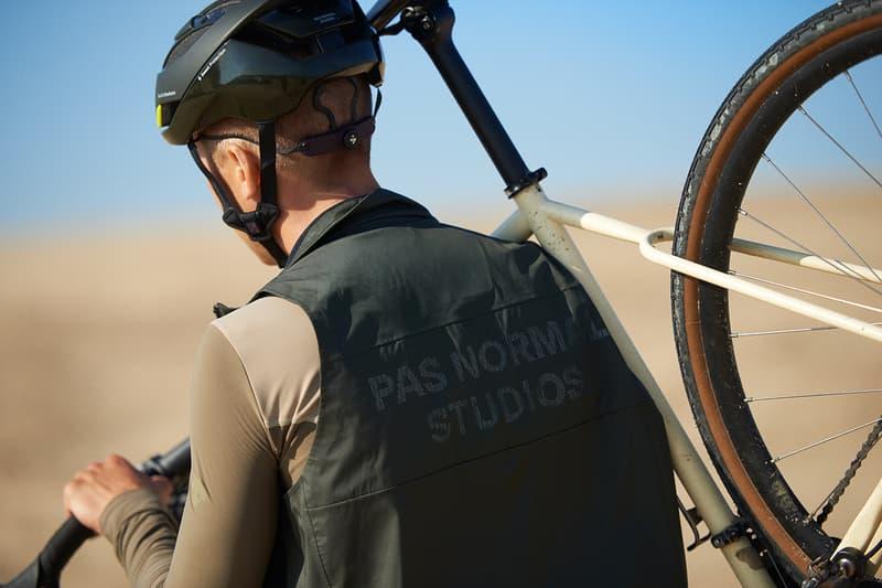 pas normal studios descente allterrain fall winter 2020 release information cycling outerwear collection copenhagen japan