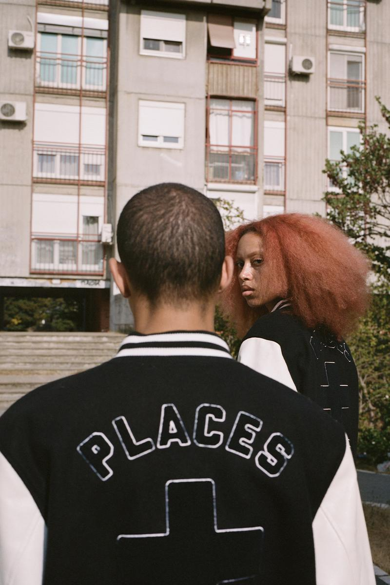places+faces places faces fall winter 2020 lookbook Serbia where to cop when does it drop land release information