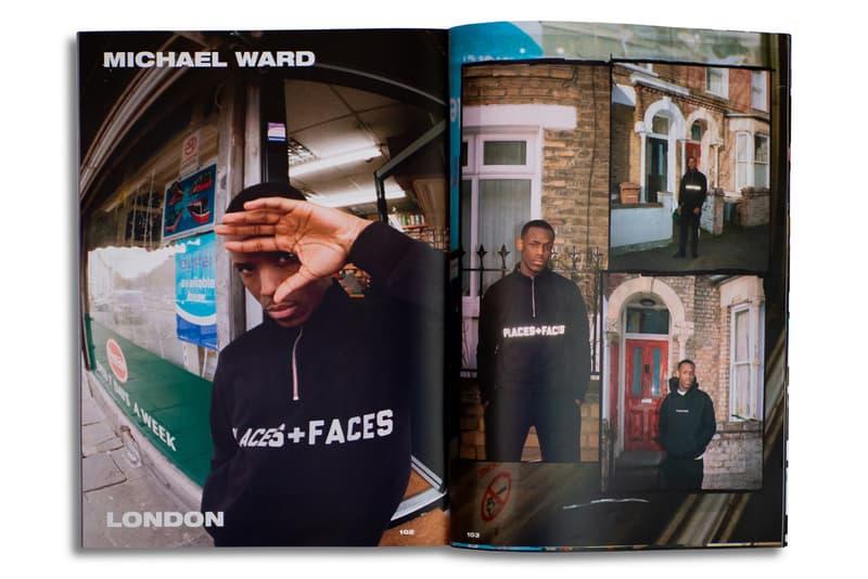'Places+Faces Magazine Vol. 5' Inside Look virgil abloh pop smoke kuumba incense evan mock headie one interview feature photographs michael ward