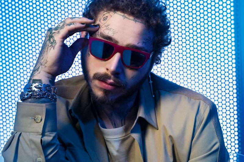Post Malone Arnette 2020 Design Series Drop 3 Sunglasses Release Info Buy Price AN4279 AN7190 kokoro