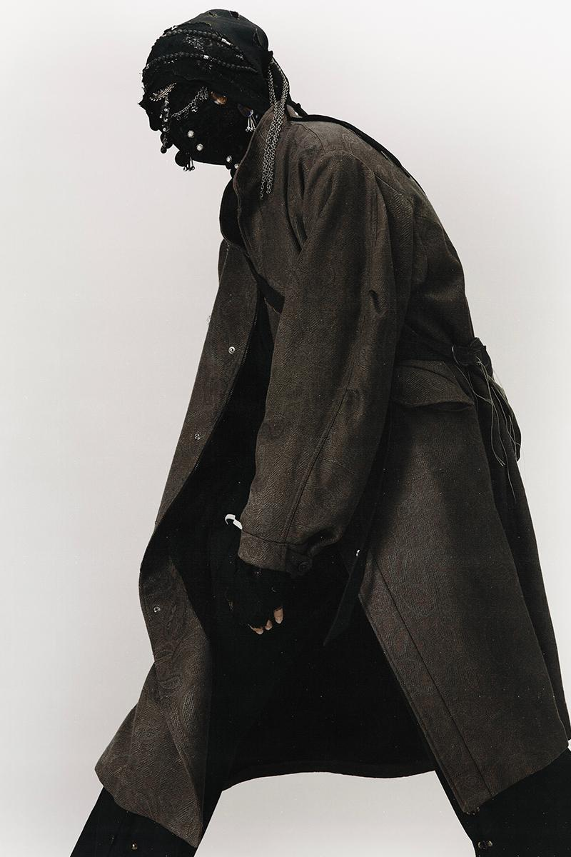 Professor.E Fall Winter 2020 Collection Lookbook Release Info Buy Price Pants Tunic Bag Jacket Shirt Womens