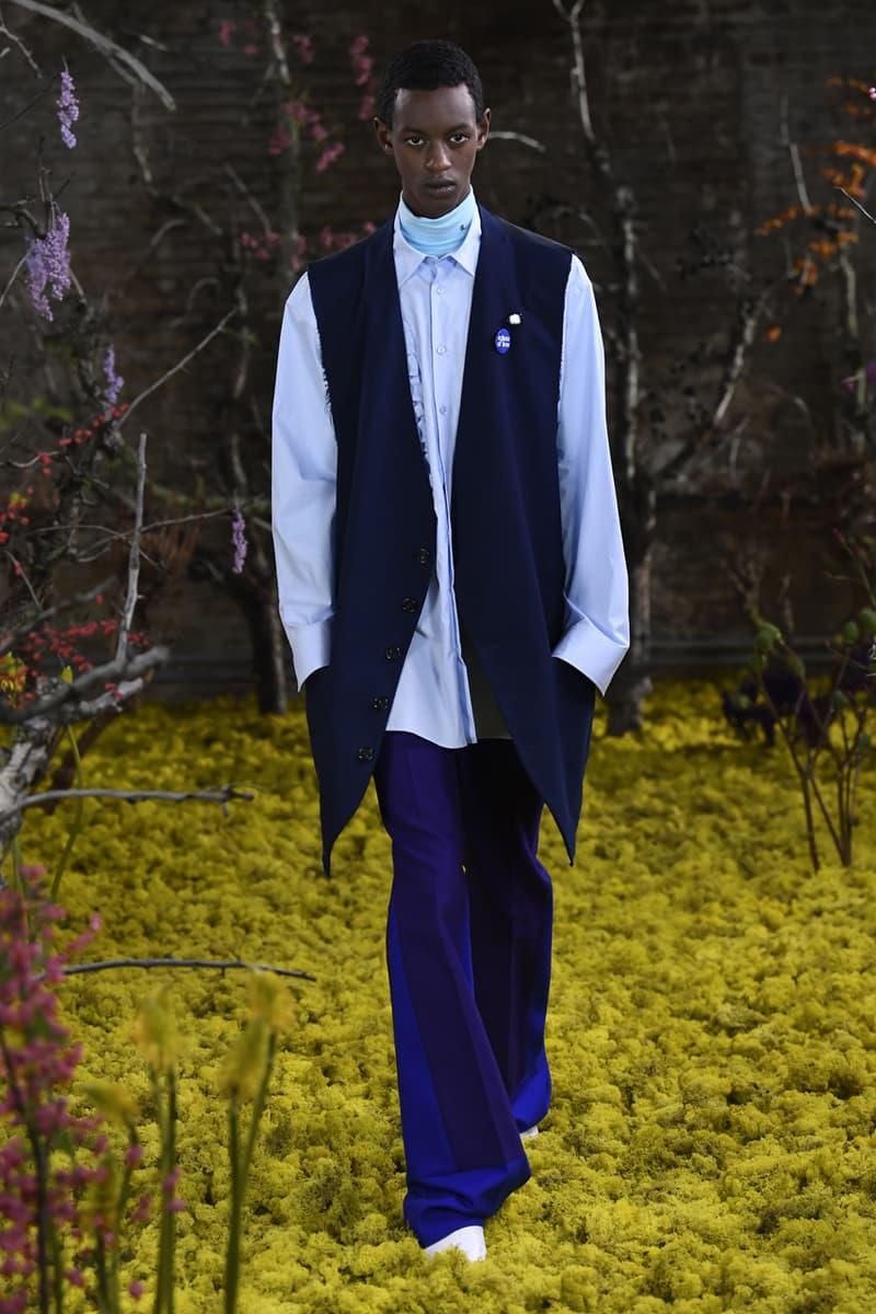 Raf Simons Spring/Summer 2021 Runway Collection womenswear menswear ss21 teenage dreams