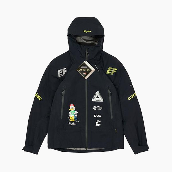 Palace x Rapha for the EF Pro Cycling Team