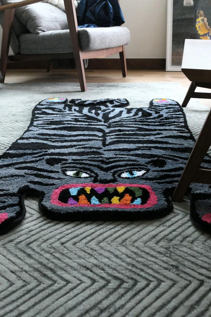 RAW EMOTIONS for 432HZ UGLY TIGER 2.0 Rug Release Small Medium