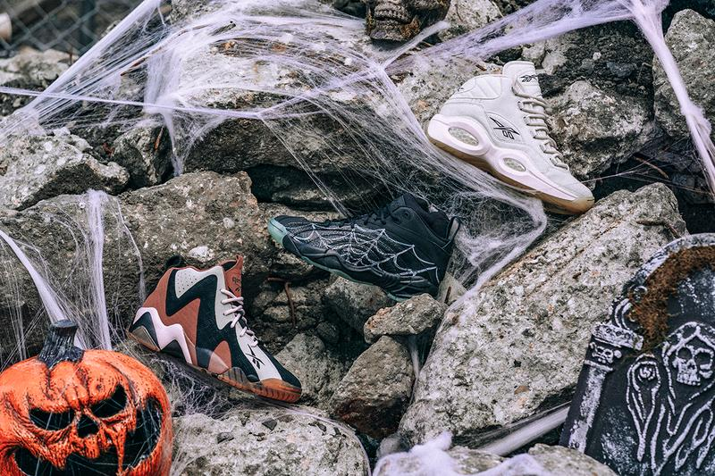 reebok halloween boktober shaqnosis question mid kamikaze ii release information first look buy cop purchase