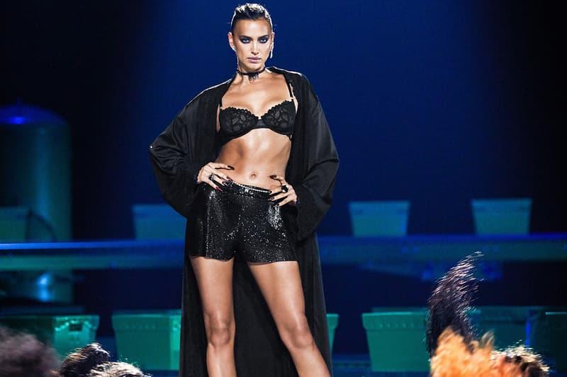 Savage x Fenty Vol. 2 Show Rihanna Paris Hilton Demi Moore Lizzo Willow Smith Roddy Rich Miguel Ella Mai Normani Underwear Lingerie Models Music Singers Fall Show 2020 Amazon Indya Moore