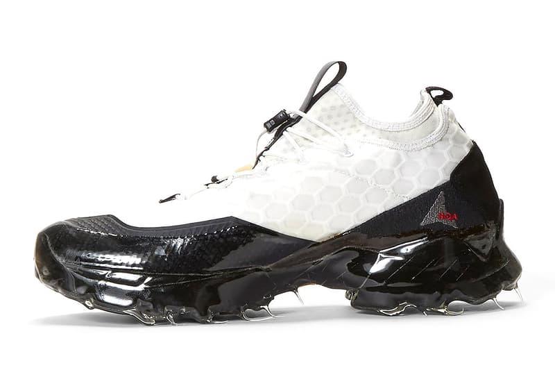 ROA Daiquiri Mid Technical Fabrication Mesh White Sneakers Rubber Dunk Dipped 424 Aesthetic Vibram LN-CC Black Mesh In Sock Track Hiking Runner