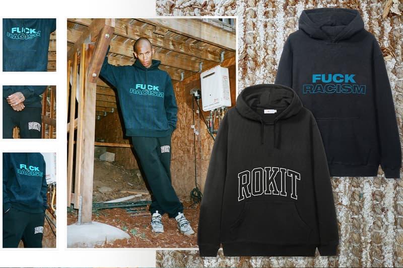 rokit 2020 how soon is now collection sportswear information basketball Dennis rodman