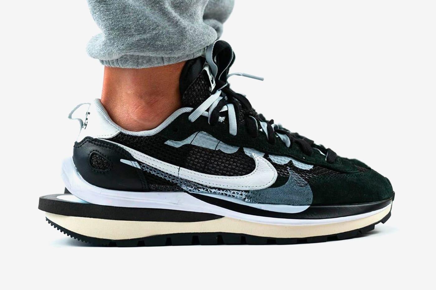 sacai x Nike Vaporwaffle Release Date
