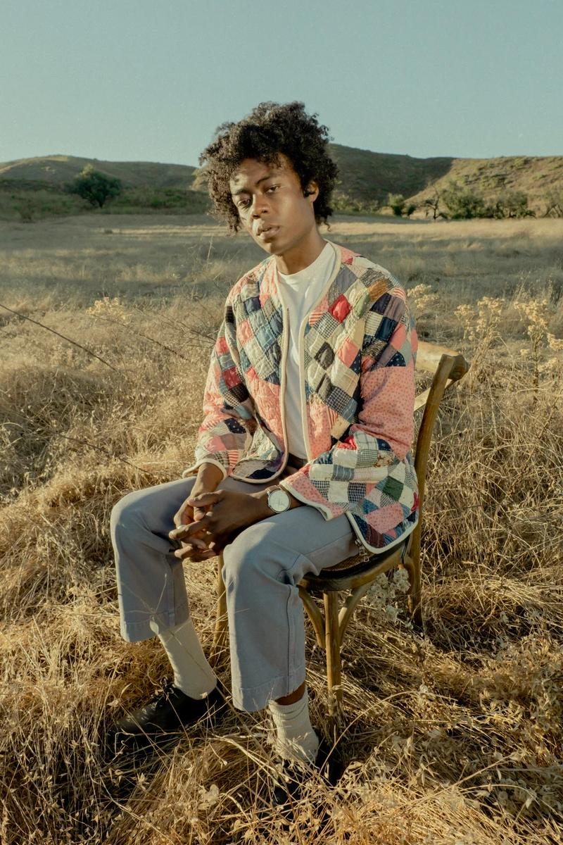 Samuel Zelig Collection 1 Lookbook quilts antique Los Angeles Outerwear Dylan Lubell Jonathan Levite fall/winter 2020