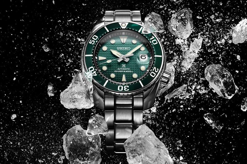 SPB175 SPB177 SPB179 Seiko Prospex Ice Diver SPB175 Watch Release watches Japanese Grand Seiko Pants watches accessories