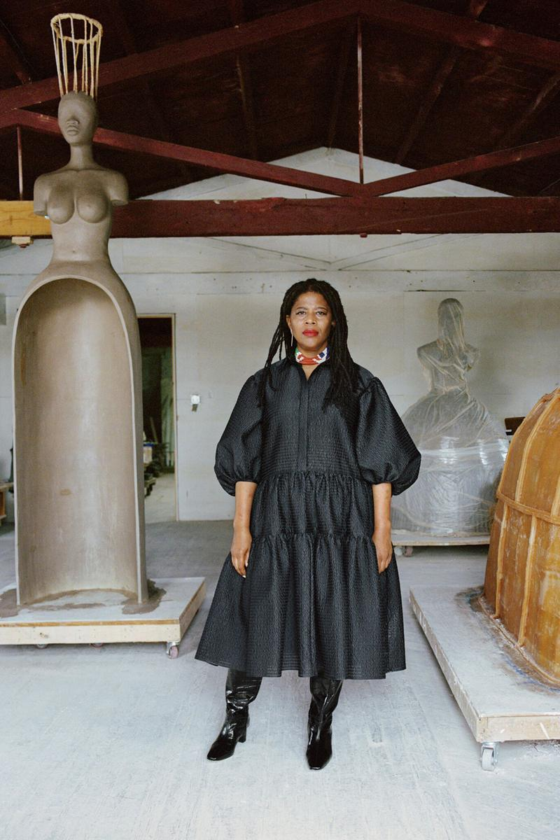 simone leigh venice biennale first black woman artist art fair