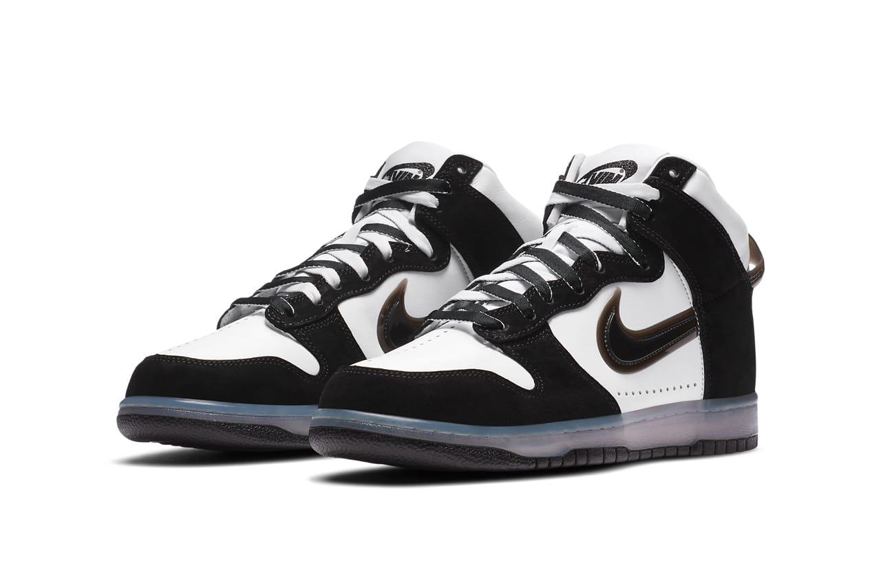 Slam Jam x Nike Dunk High \