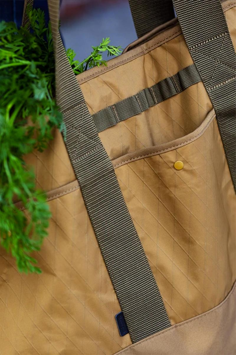 snow peak release information x pac bag tote backpack day pack apron waistbag release information recycled ripstop material buy cop purchase