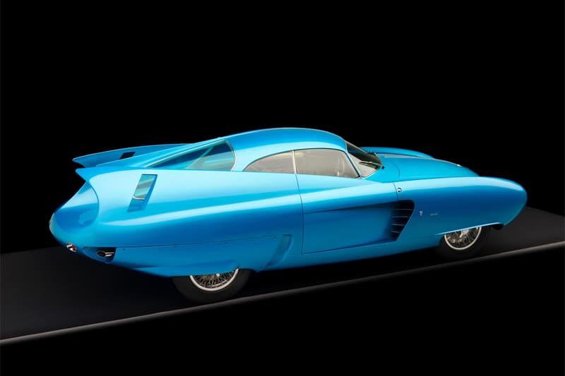 rm sothebys alfa romeo 1950s bat concept cars 5 7 9 auction 20 million usd vintage cars automotive history