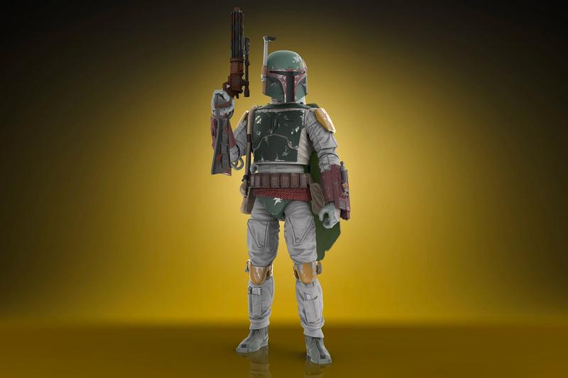 Star Wars The Vintage Collection Boba Fett Release Star wars Han Solo Mandalorian Kenner Toys Retro Action Figures Toys Return of the Jedi