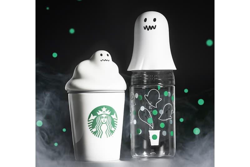 Starbucks' 2020 Halloween Collection Is for the Cat-Loving Coffee Drinker Pumpki-tten bottle Purrific mug Meowloween tumbler