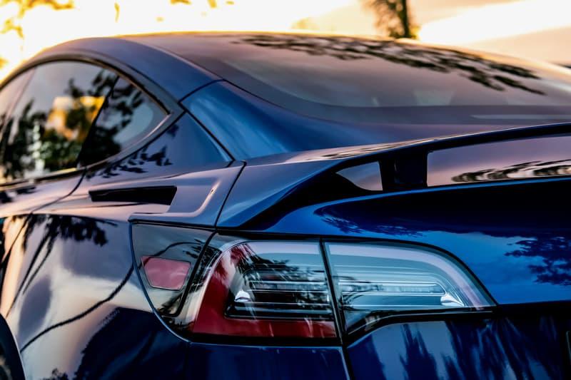 STARTECH Tesla Model 3 Body Kit Enhancements Modified Tuning Design Elon Musk BRABUS Wheels Rim Carbon Fiber 3D Printing CAD Electric Cars EV