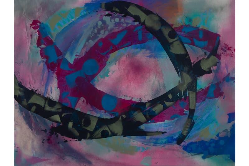 stash mapping memory exhibition n53 gallery east hampton new york graffiti street art paintings artwork