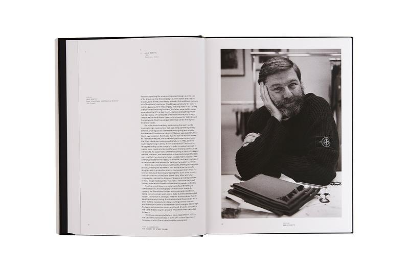 Stone island new book where to buy how to buy Massimo Osti Carlo Rivetti football casual Milanese paninari 2020