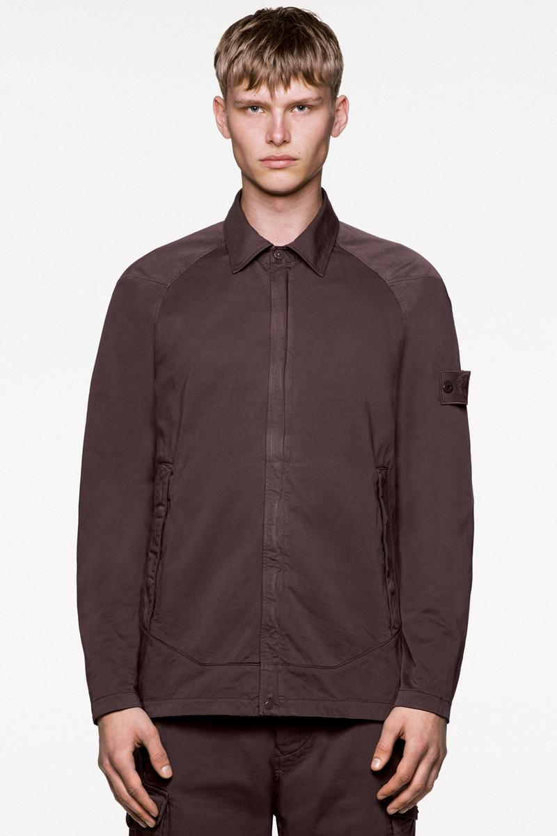 Stone Island Ghost Collection FW20 Outerwear jacket coat poncho fall winter 2020 release date info buy web store site