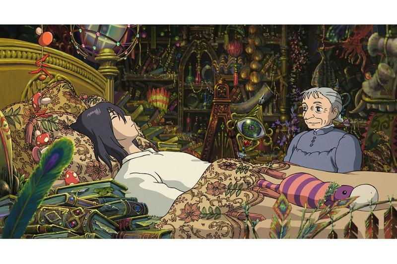 studio ghibli films artworks images