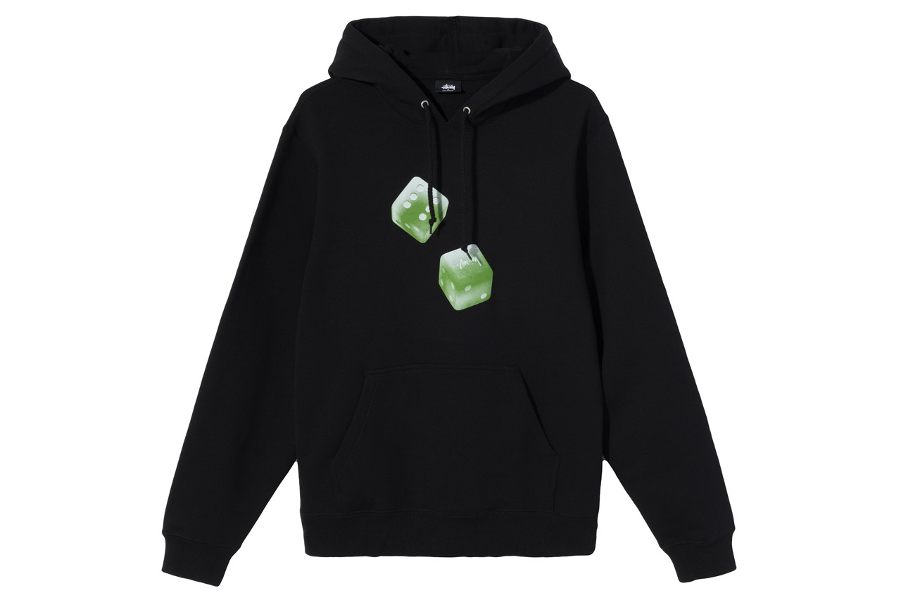stussy shanghai chapter store exclusive apparel collection t shirt hoodie butterflies jade dice official release date info photos price store list buying guide