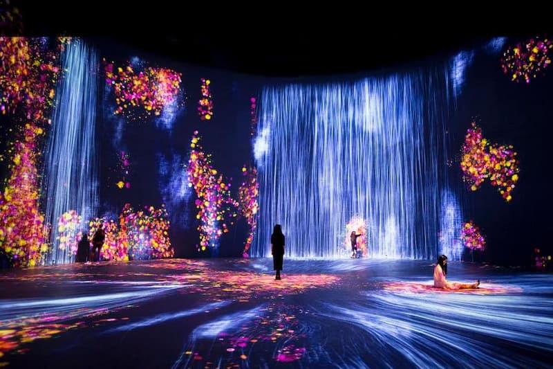 superblue miami experiential installations teamlab james turrell es devlin installations artworks