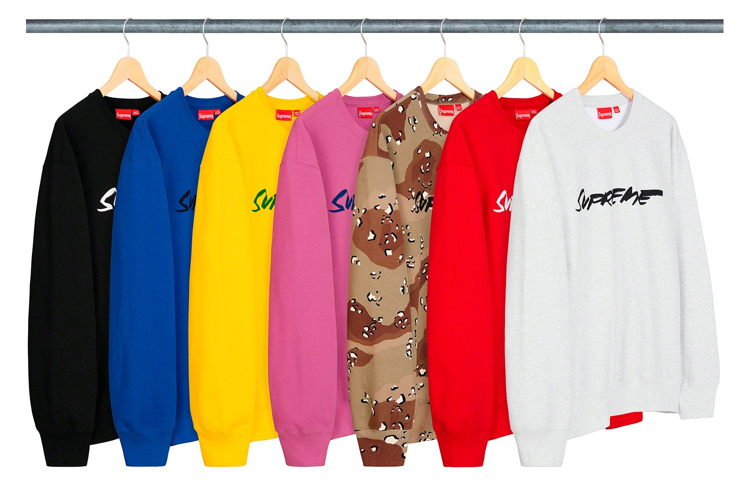 Supreme Fall/Winter 2020 Week 7 Release List RHUDE Los Angeles Lakers Nujabes Yen Town Market RIOT HILL TATRAS Fear of God ESSENTIALS Patta Levi's Palace Skateboards Rapha Giro d'Italia Fox Racing Tees