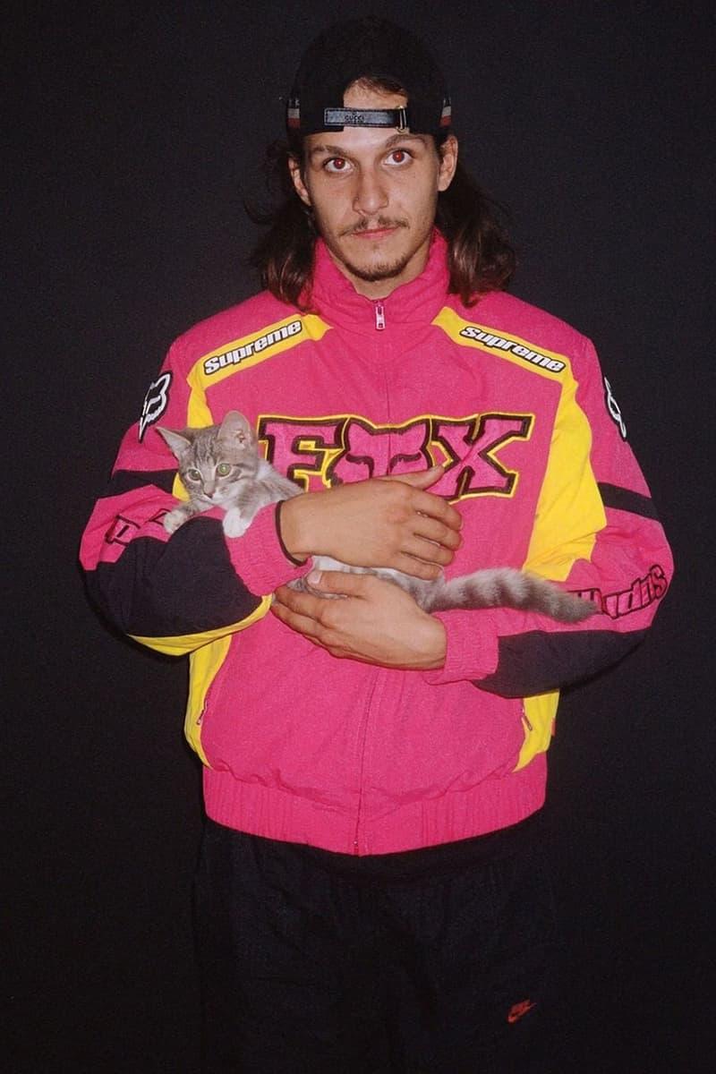 supreme fox racing fall winter 2020 collection