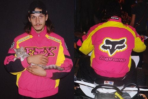 Supreme x Fox Racing Fall/Winter 2020 Collection