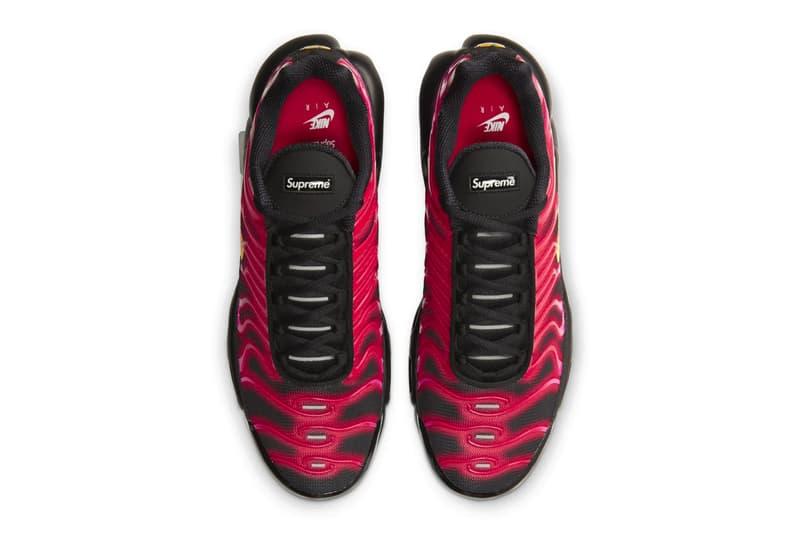 Supreme Nike Air Max Plus TN Fire Pink Mean Green Re-Release DA1472-600 DA1472-300 Buy Price