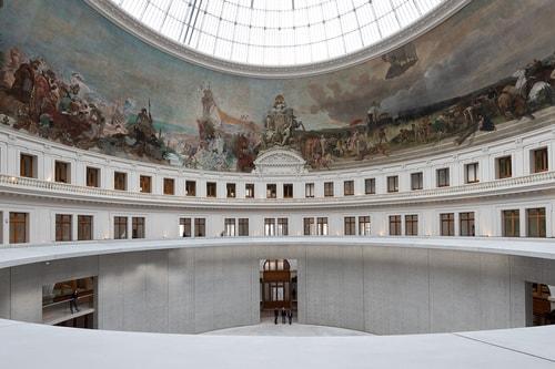 Tadao Ando's Bourse de Commerce Redesign in Paris Announces Opening