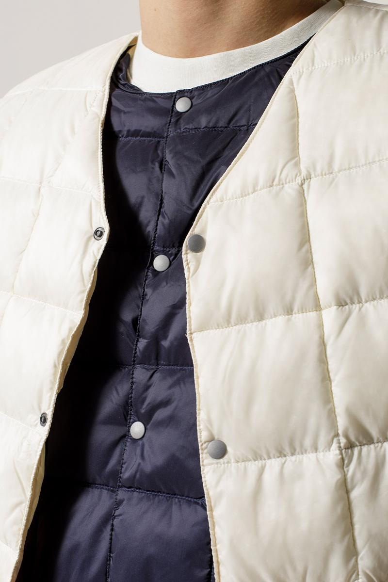 taion japanese fall winter 2020 down jackets vest 2020 oi polloi mid layer jumper pullover