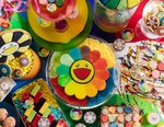 A Murakami-Themed Afternoon Tea Has Gone on Sale in Japan