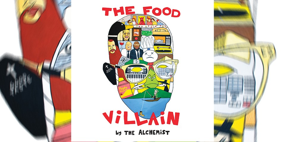The Alchemist Reveals 'The Food Villain' Tracklist Featuring Action Bronson, Big Body Bes & More