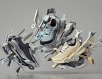 The New ASICS' NOVABLAST™ SPS Sneaker Runs Towards the Future