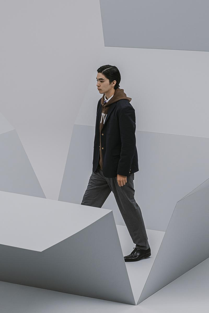 The North Face Nihonbashi Second Anniversary Collection japan takashimaya gore tex ivy menswear capsule release date