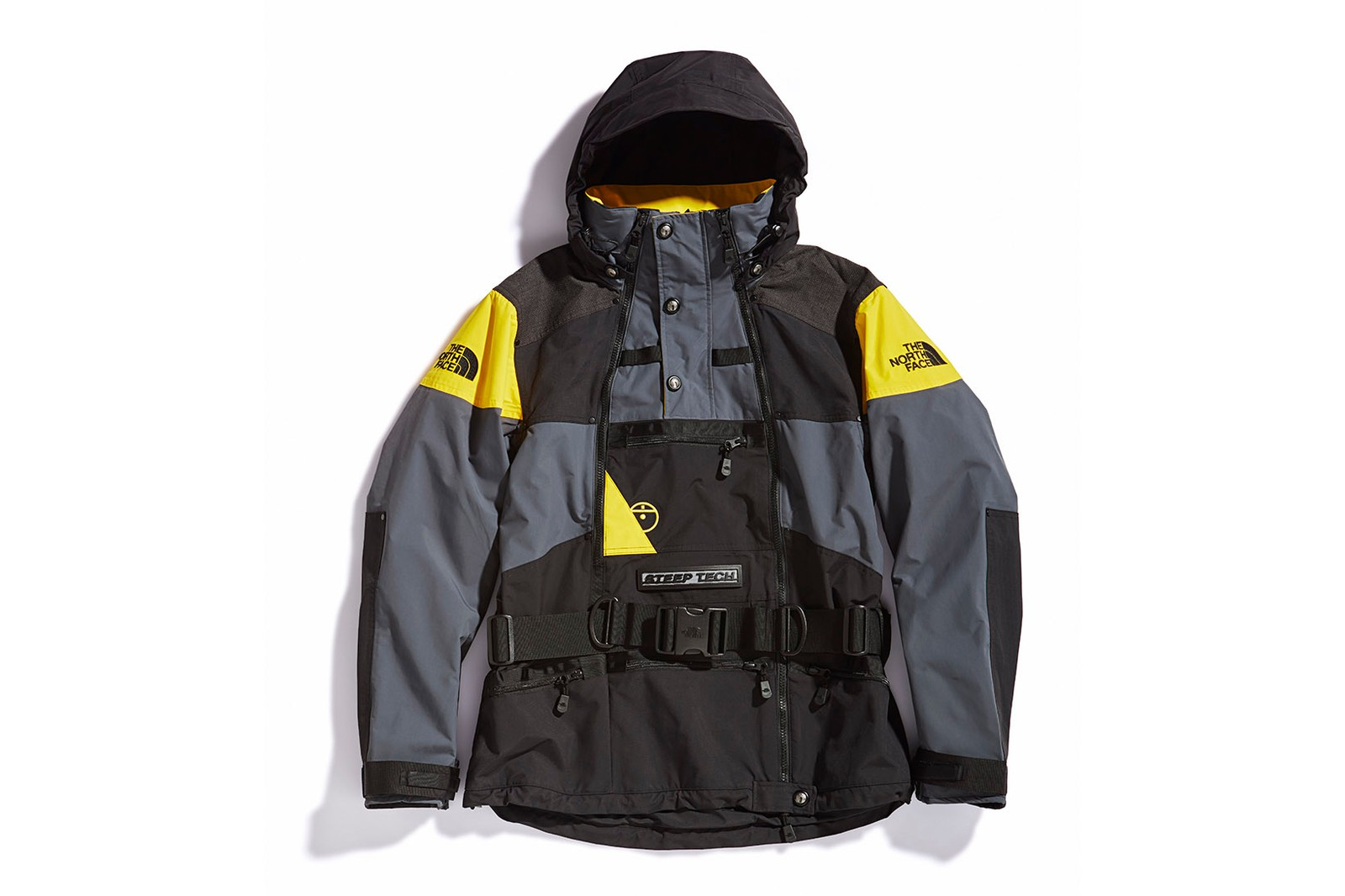 the north face steep tech collection 1991 skiing athlete scot schmidt nostalgia apparel accessories release