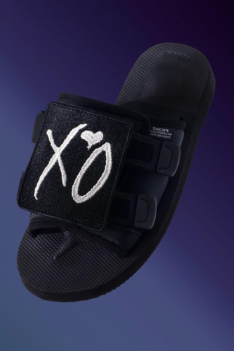 The Weeknd x Suicoke XO Moto Sandal