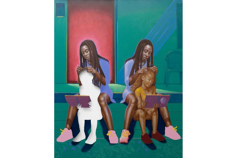 titus kaphar from a tropical place exhibition