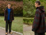 Très Bien Turns a Gloverall Coat Inside-Out For FW20