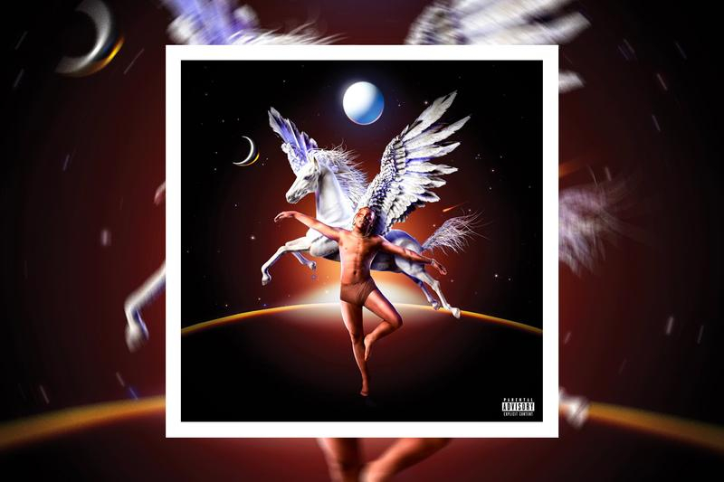 Trippie Redd Sleepy Hollow Single Stream pegasus album announcement