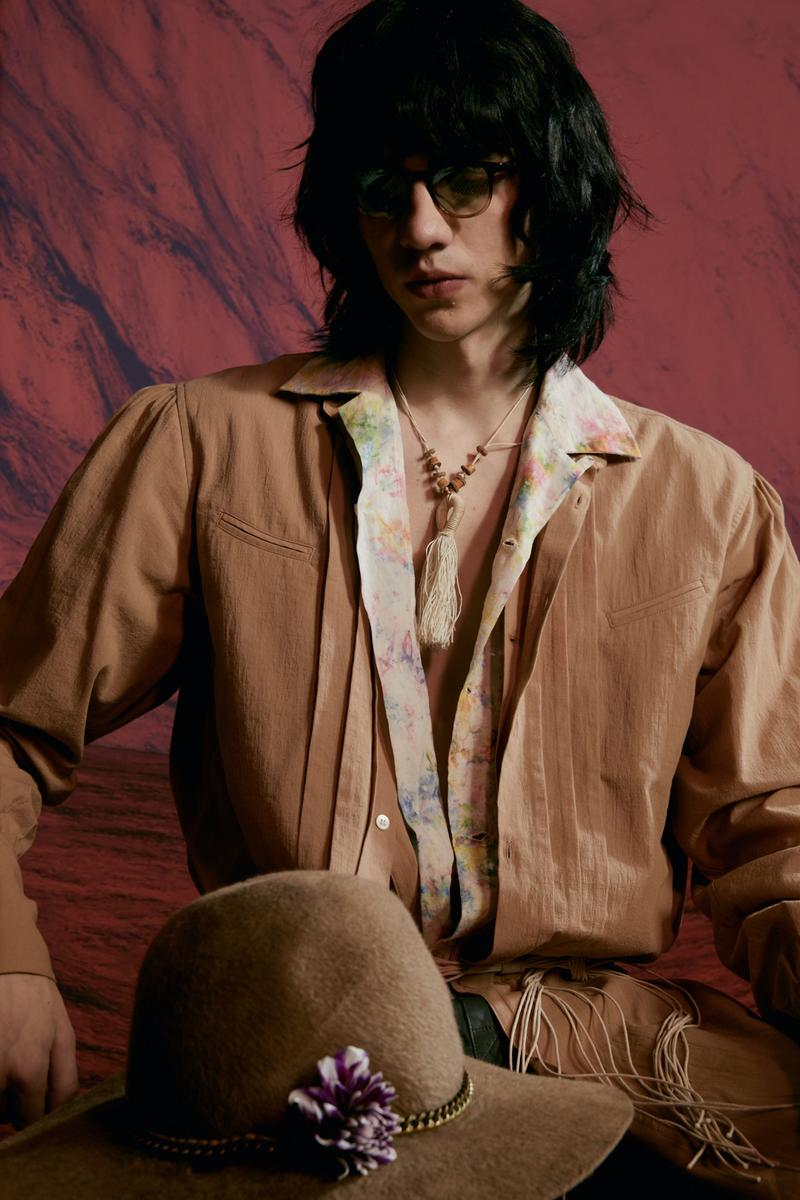 UMAMIISM Spring Summer 2021 Nomads in Paradise Lost Lookbook menswear streetwear ss21 collection jackets shirts hoodies pants trousers