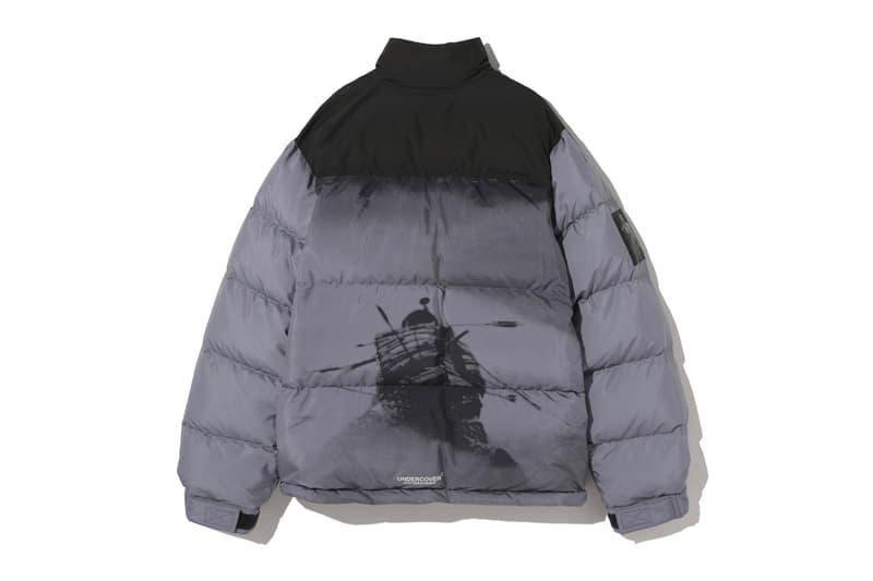 UNDERCOVER Akira Kurosawa Fall Winter 2020 Puffer Jackets menswear streetwear outerwear fw20