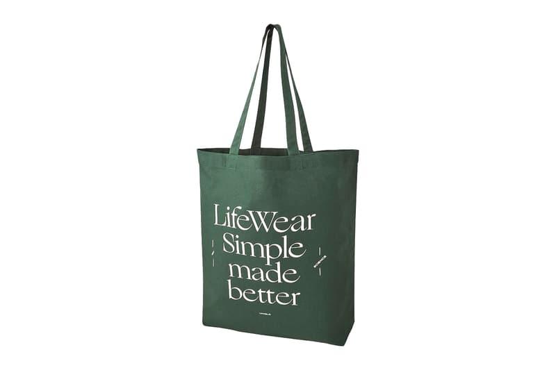 UNIQLO LifeWear Unisex Eco-Friendly Printed Bags Release Buy Price Info