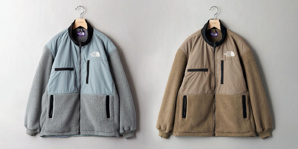 THE NORTH FACE PURPLE LABEL Crafts Military-Tinged Outerwear for UNITED ARROWS