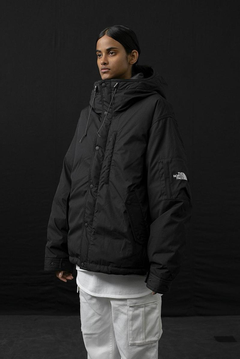 THE NORTH FACE PURPLE LABEL for UNITED ARROWS FW20 fall winter 2020 collection monkey time exclusive denali jacket 65/35 parka down release date info japan exclusive buy
