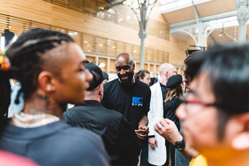 "Virgil Abloh's ""Free Game"" Mentorship Series videos website program start a brand how to watch scholarship program black learn teach lecture"